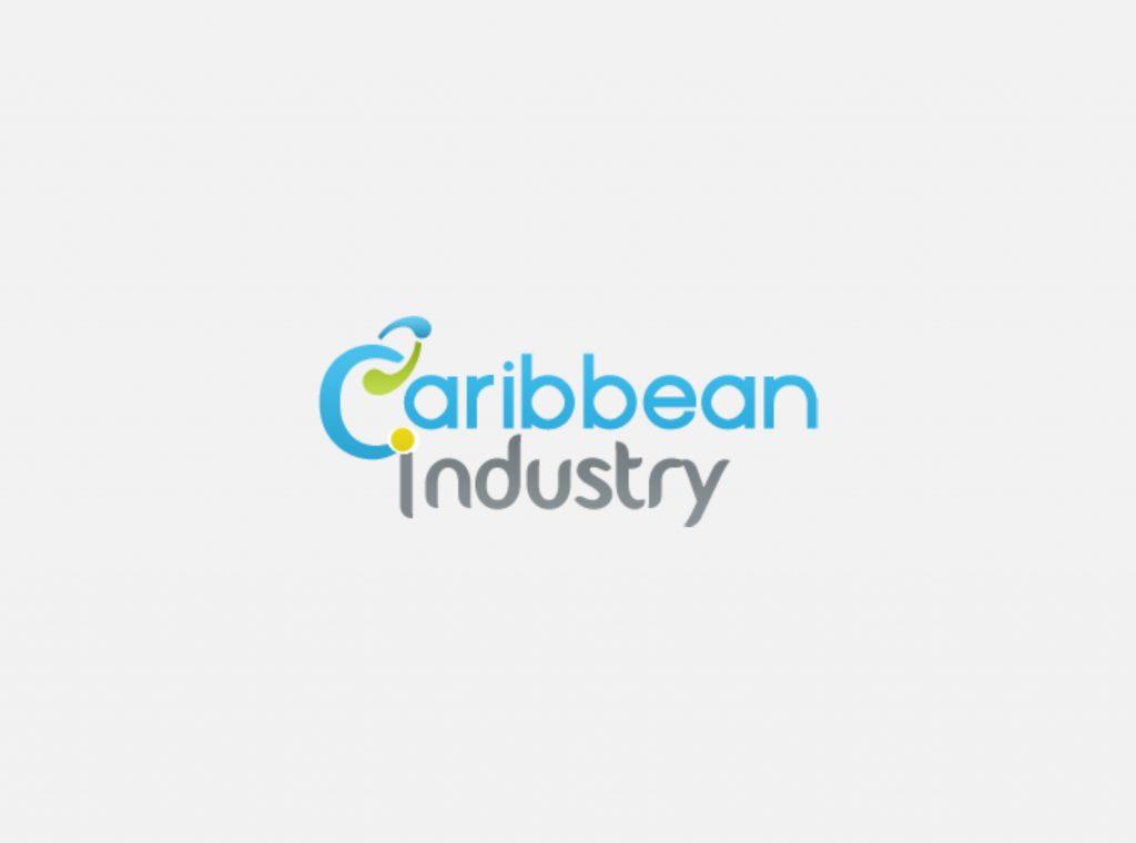 Customer: Caribbean Industry, final custom logo design