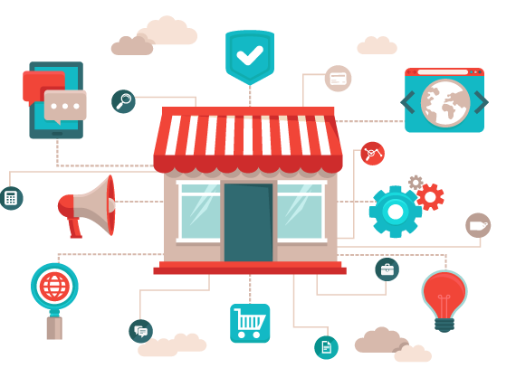 Build Awesome Business Website Blog Or Online Store